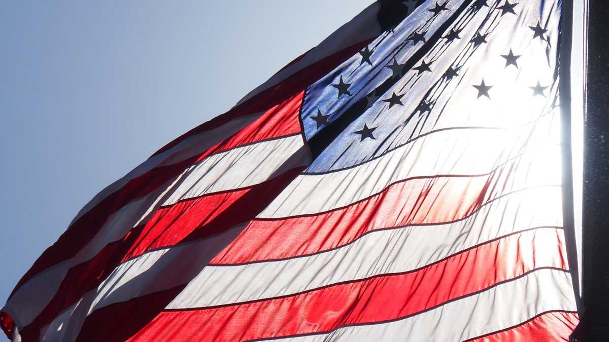 American Flag (generic) - 4783051