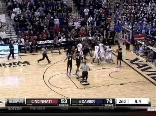 Suspensions Handed Down After Crosstown Shootout Brawl - 29975588
