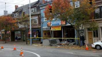 Images: Restaurant Explosion