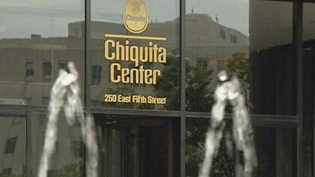 Chiquita's headquarters at Fifth and Sycamore.