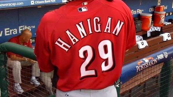 Ryan Hanigan - 25331791