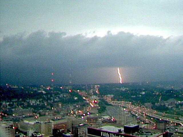Generic thunder storm lightning severe - 20274580