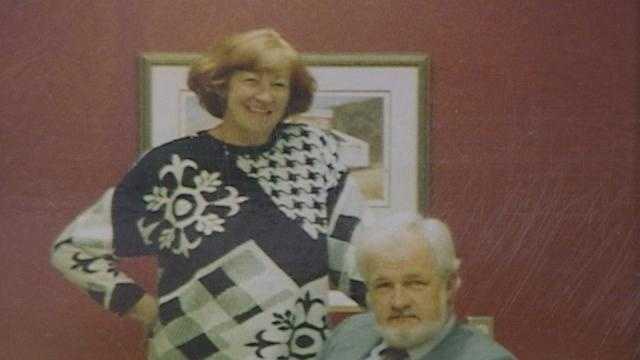 Warren and Madge Moore