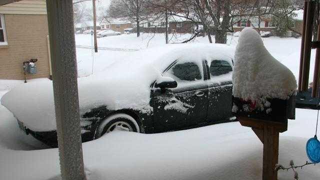 Snow Storm Blurb Blizzard Big snow - 15544395
