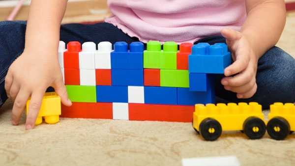 Child At Day Care Generic - 15257678