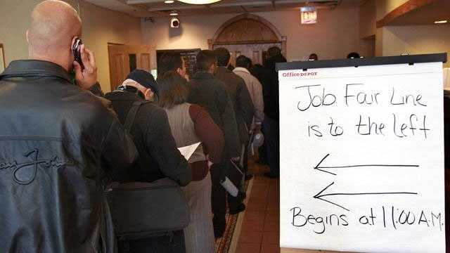 Generic unemployment jobs