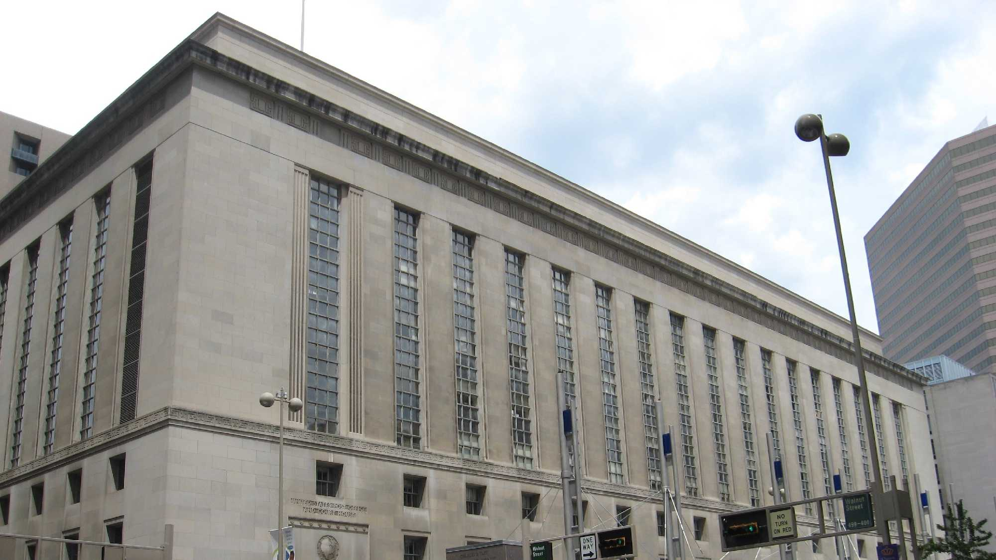 Federal Cincinnati Courthouse