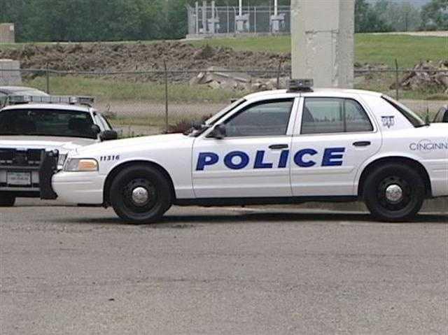 Cincinnati Police Cruiser - 31123373