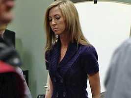 Sarah Jones during a court appearance