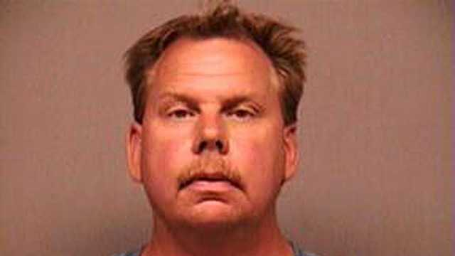 Michael Tringelof, accused of kidnapping and torturing a boy in 2005. More info here.
