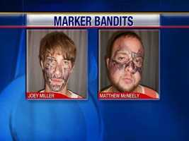 KCCI reports: Police: Marker bandits arrested