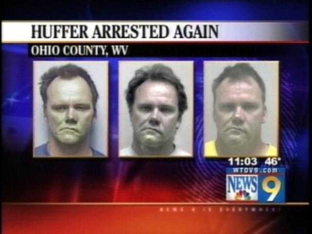 WTOV reports: Man arrested, accused of huffing paint in public for at least 9th time