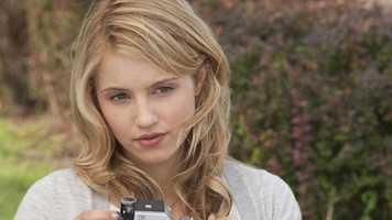 "Dianna Agron in ""I Am Number Four"""