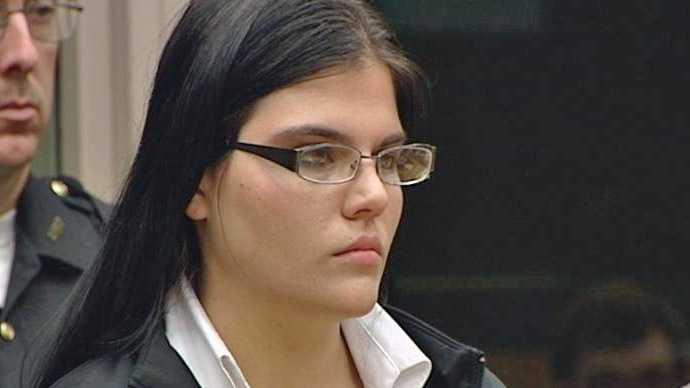 Brittany Ison in court
