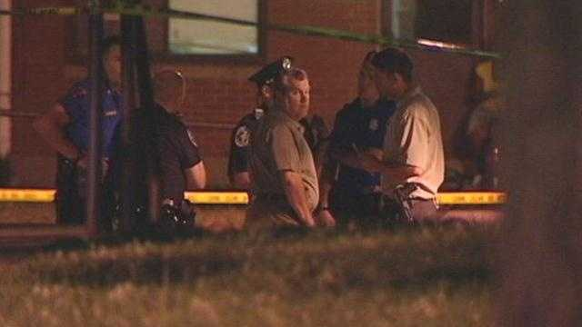 A man was shot and wounded in Covington overnight.