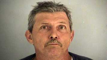 Ronnie Fields, accused of running a meth lab. More here.