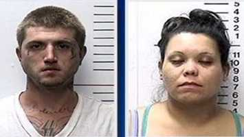 Dustin Watkins and Maria Misquez, charged in the death of a woman in Middletown. More info here.