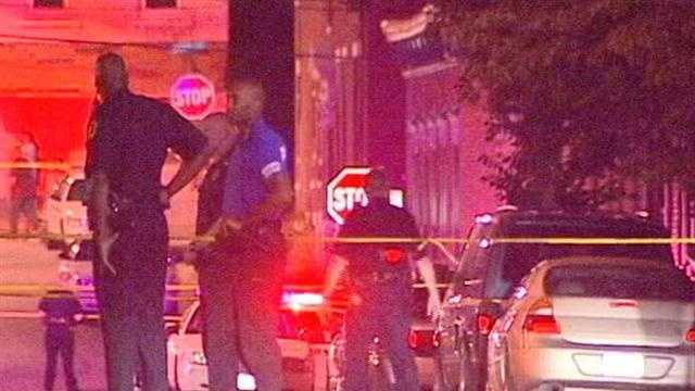 One man was killed and two other people were wounded in a Lower Price Hill shooting.