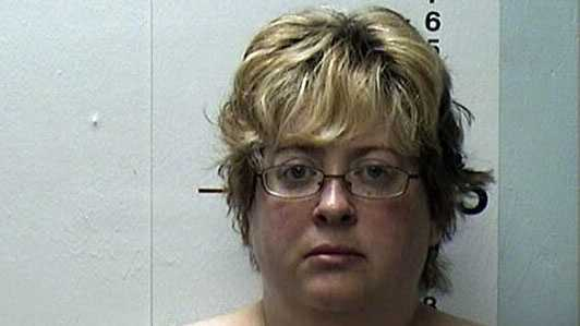 Johanna Blackston is accused of locking her 12-year-old stepdaughter in the basement of their Middletown home.