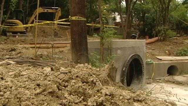 Sewage in Hamilton County has been combined for years with rainwater but now officials are looking to separate the two.