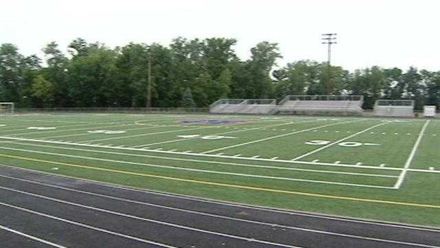 Clinton Massie High School has a nice field turf surface for its football stadium, but the school may not be able to pay for it after investigators said a man stole donations from boosters and the NFL.