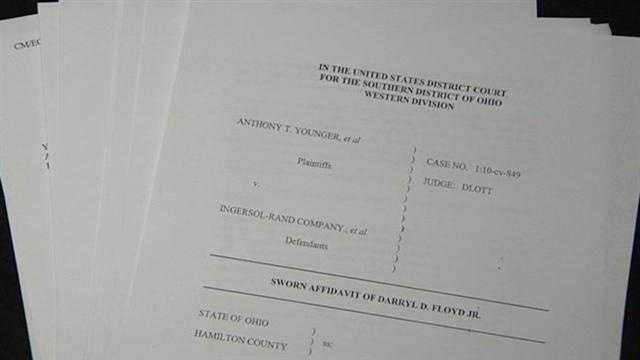 Workers file discrimination suit against Blue Ash company
