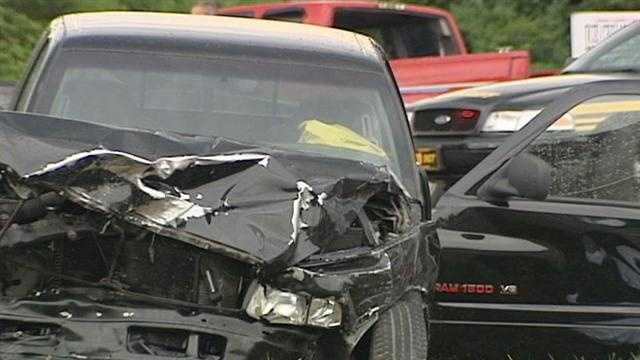 A 24-year-old man and an 11-month-old baby were killed in a Butler County crash on Thursday.