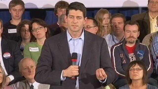 Ryan's Miami U. professor thrilled with Romney's decision