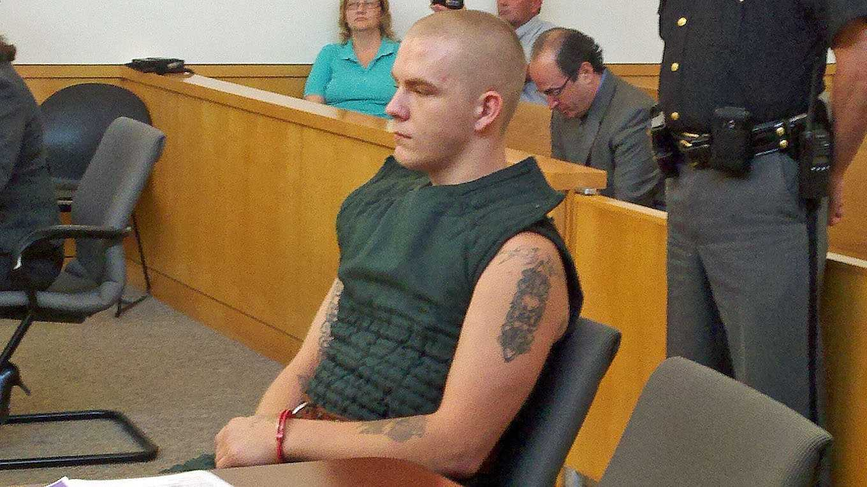 Matthew Pierson in court