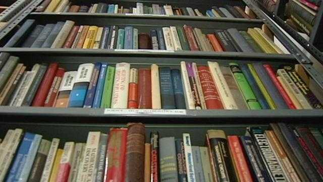 Oakley bookstore