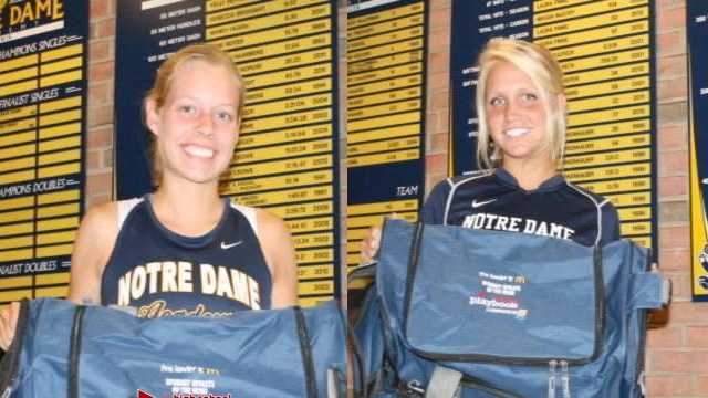 McDonald's Student Athletes of the Week for Aug. 24