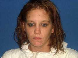 Alisa Kirschner, accused of running a meth lab in a motel room. More info here.