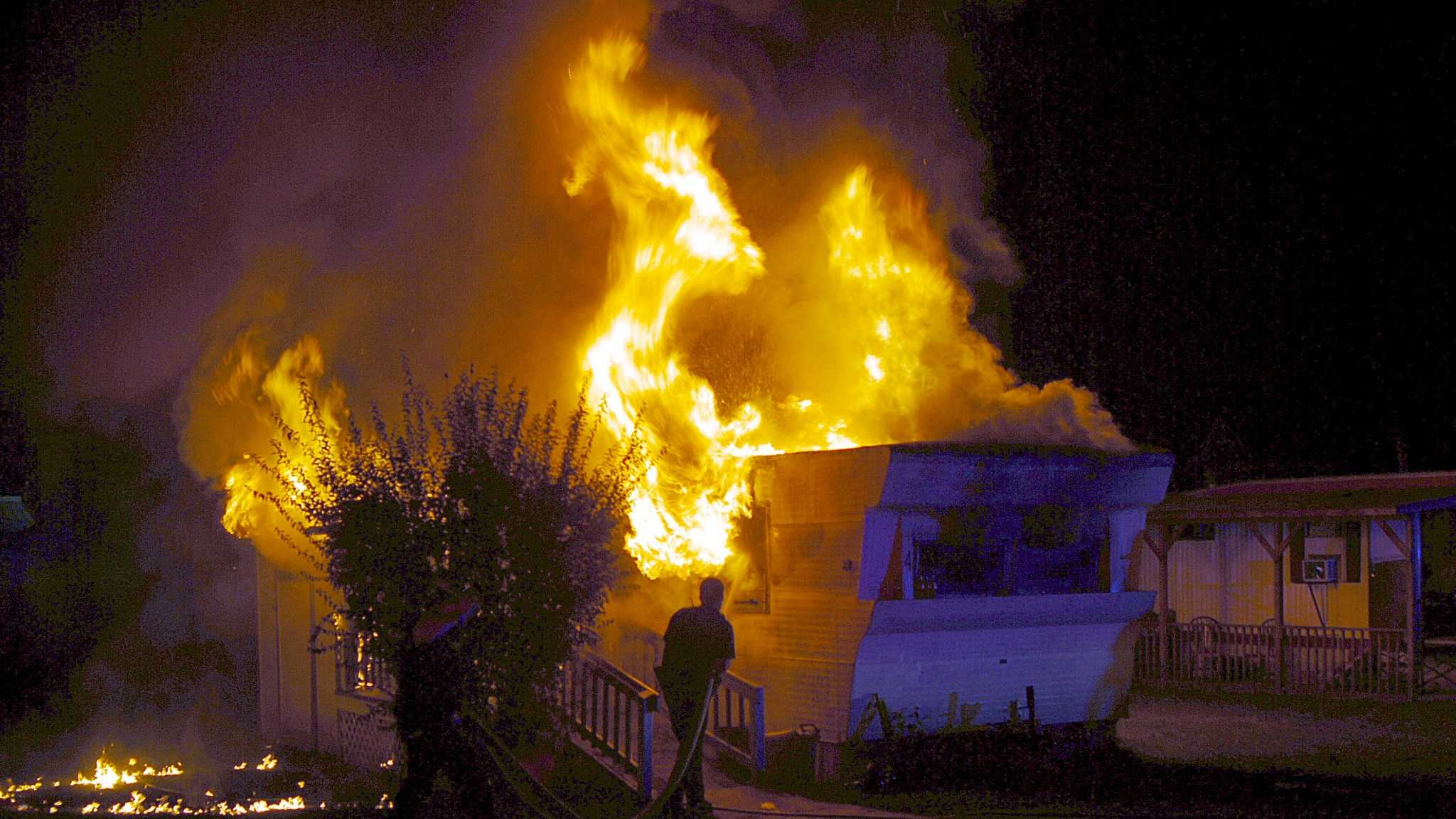Fatal fire Greenfield