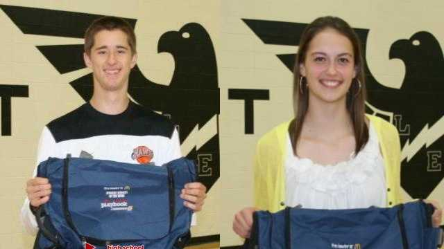 McDonald's Student Athletes for Aug. 31