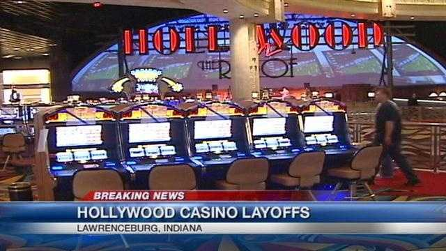 HOLLYWOOD CASINO LAYOFFS-CLIP KEY