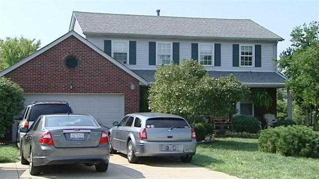 Authorities have removed the children from a home where a teen went missing for nearly a day.
