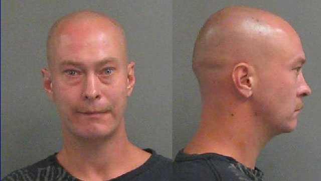Aaron Michael Frye, accused of stalking teen girls. More info here.