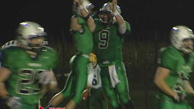 Harrison cruises past Little Miami in the Meijer Wildcard Game of the Week, 42-13.