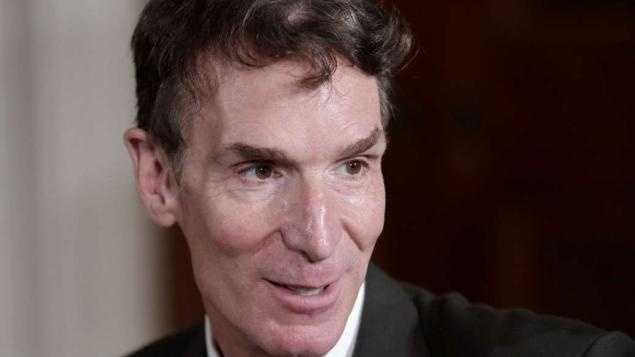 "Bill Nye, ""The Science Guy"""