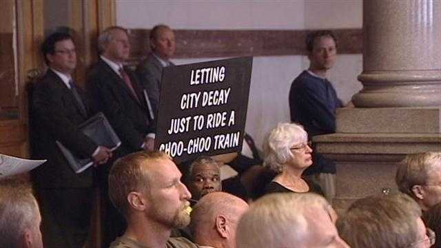 Few topics are quite as divisive as the city's proposed streetcar line.