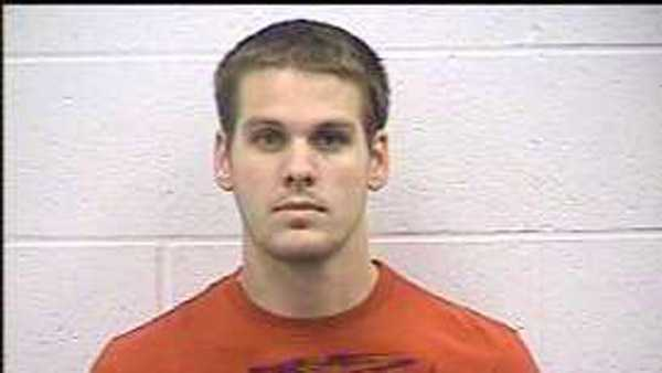 Ryan Hoff, accused of possessing child pornography. More info here.