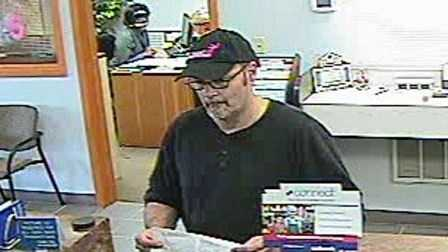 Middletown bank robber