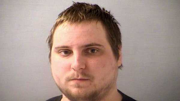 Austin Drake, accused of stabbing a woman in the neck. More info here.