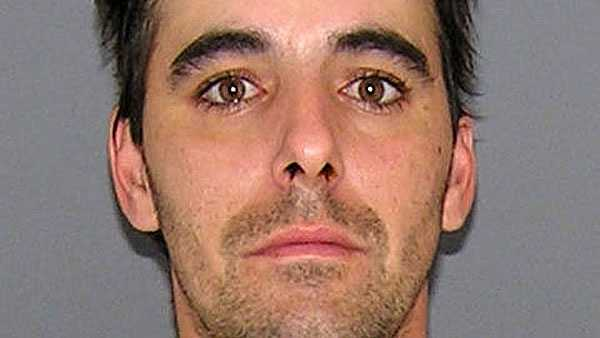 Jimi Hatfield, accused of several bank robberies. More info here.