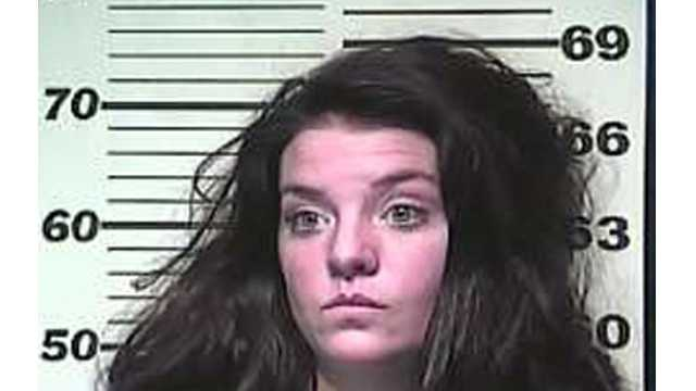 Shayna Hubers, accused of killing her boyfriend. More info here.