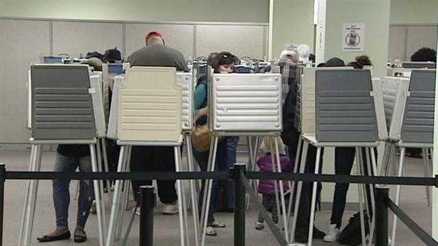 Pre-Election Day voting costs hundreds per hour