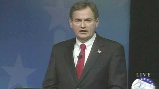 Richard Mourdock at debate