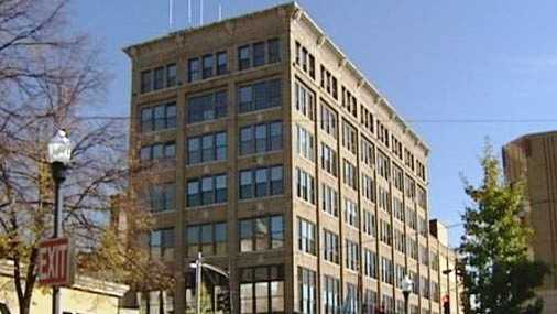 Covington city building