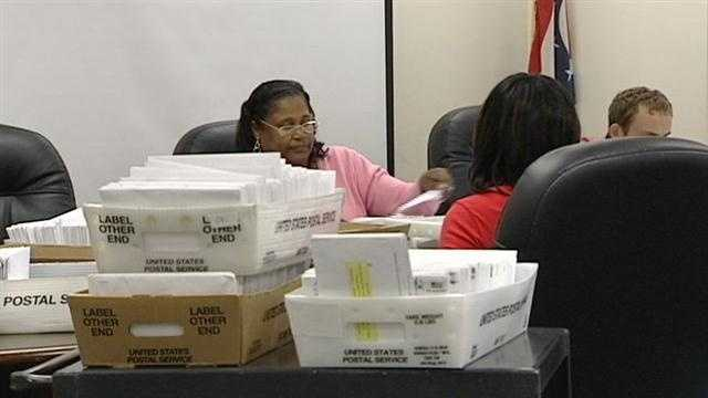 Officials fear 'perfect storm' could delay vote count