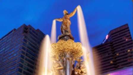 2013 Cincinnati landmarks calendar cover